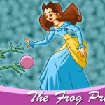 Story for Kids : The Frog Prince