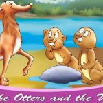 Story for Kids : The Otters and the Wolf