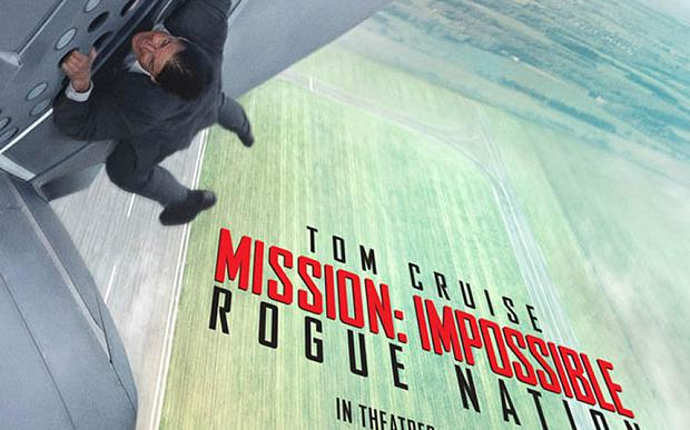 Hollywood Movie : Mission Impossible 5
