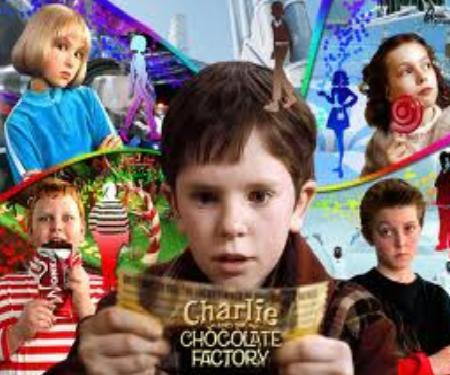 American Movie : Charlie & the Chocolate Factory