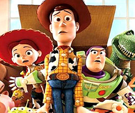 American Movie : Toy Story