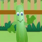Idiom : As cool as a cucumber
