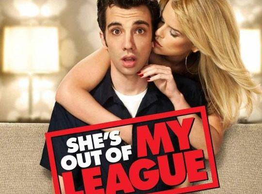 Common Expressions : Out of my league